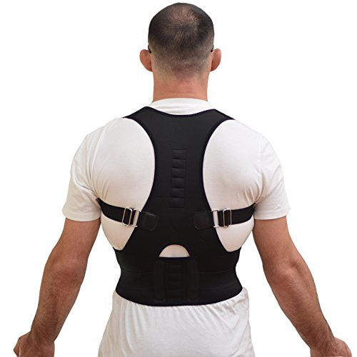 Comfort Posture Support and Shoulder/Back Pain Relief Adjustable